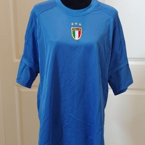 ITALY 2006 World Cup Fan Jersey. SOLD